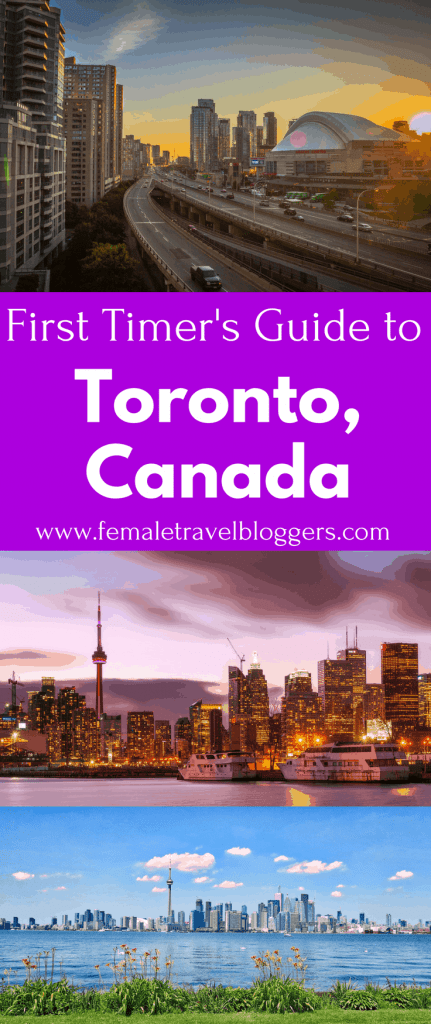 Toronto, Canada is a beautiful city. If you're looking for things to do in Toronto, Canada you HAVE to check this out first. This travel guide for Toronto includes places to eat in Toronto, things to see in Toronto, food to try in Toronto, places to stay in Toronto, and much more. Make sure you save this Toronto travel guide to your travel board so you can find it later. #toronto #canada