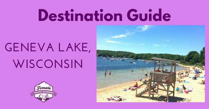 Destination Guide For Geneva Lake, Wisconsin