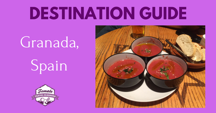 Destination Guide For Granada, Spain