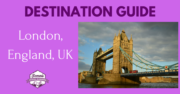 Destination Guide for London, UK