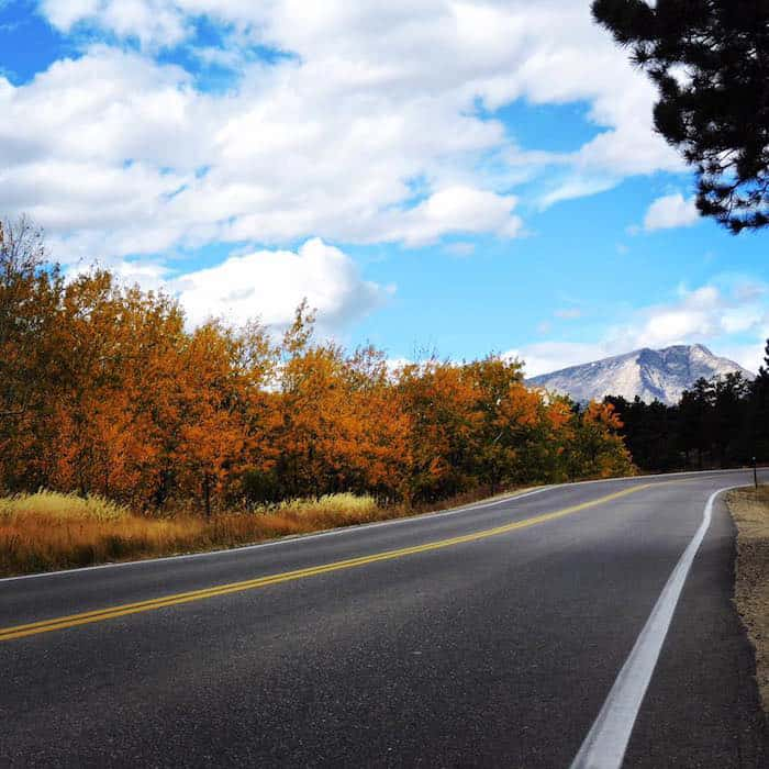 A favourite place, Estes Park Colorado