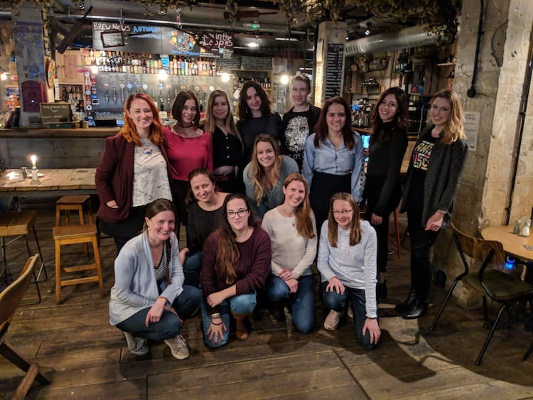 Female Travel Bloggers meet up World Travel Market