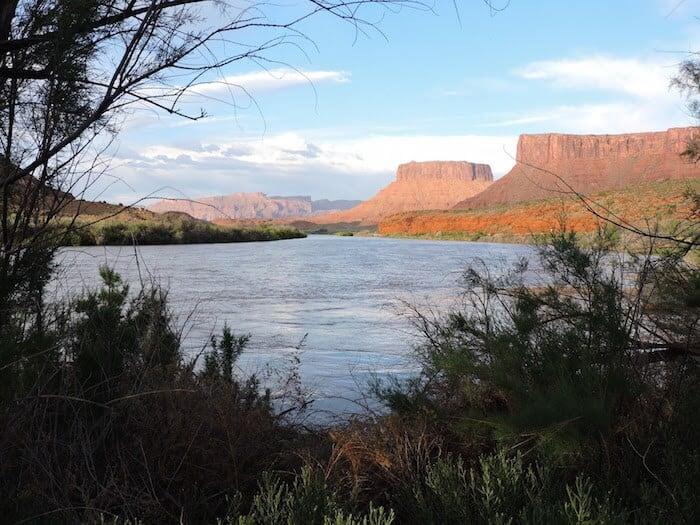 Colorado River, Utah