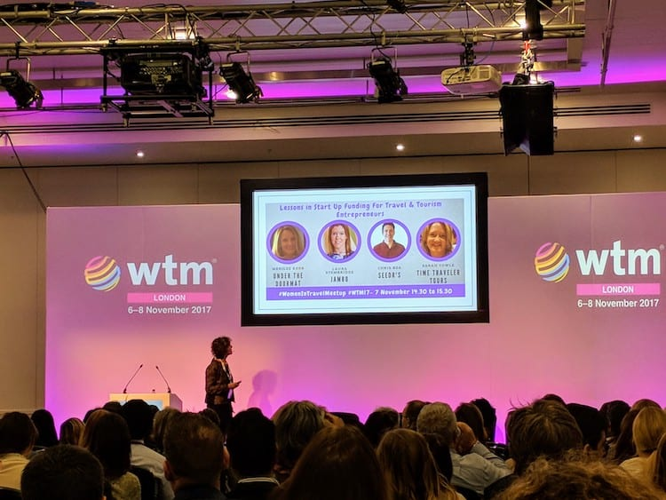World Travel Market WTM London 2017
