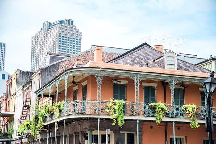 New Orleans Historic Buildings Take Better Travel Photos