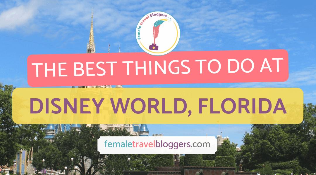 Destination Guide for Disney World, Florida